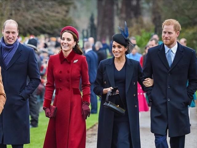 Meghan Markle et le prince Harry : Les Cambridge les auraient snobés ?