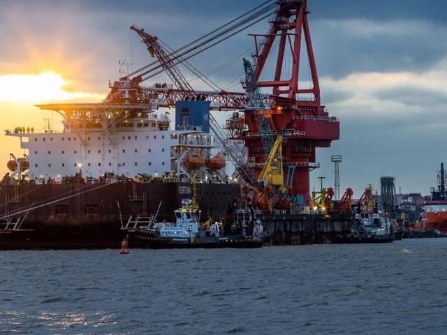 Accord entre Washington et Berlin sur le gazoduc Nord Stream 2