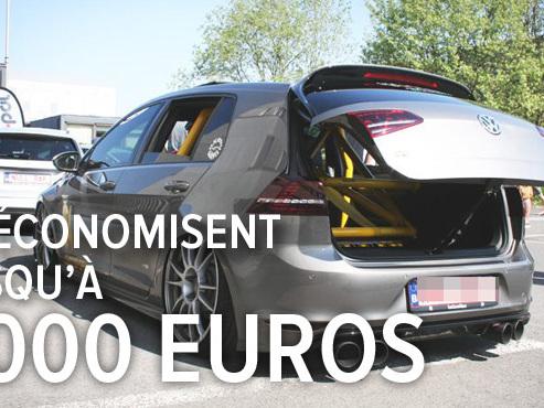 """Immatriculer une voiture ultra-puissante gratuitement, c'est possible: certains """"accrocs à la vitesse"""" ont trouvé comment """"contourner les taxes"""""""