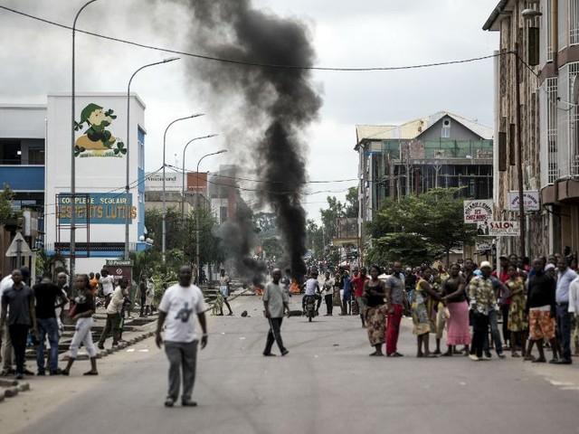RD Congo : plusieurs morts lors des marches interdites contre Kabila