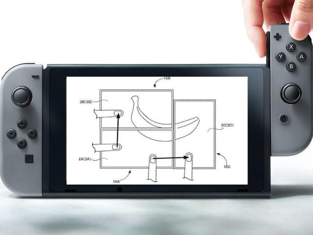 Ce brevet Nintendo pourrait bien révéler une nouvelle fonction de la Switch