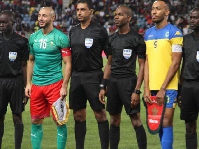 Les Lions de l'Atlas s'inclinent face au Gabon (3-2)