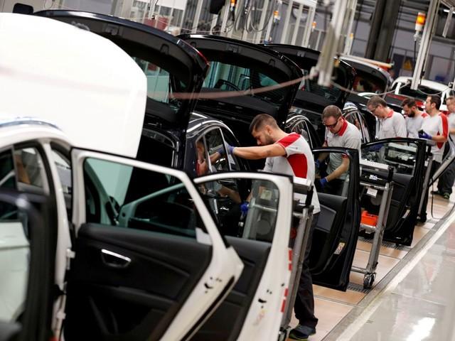 Le marché automobile européen enregistre son meilleur mois d'octobre depuis 2009