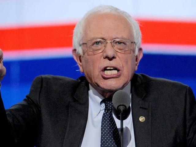 La candidature de Bernie Sanders s'arrête avec le coronavirus, mais pas a force de frappe