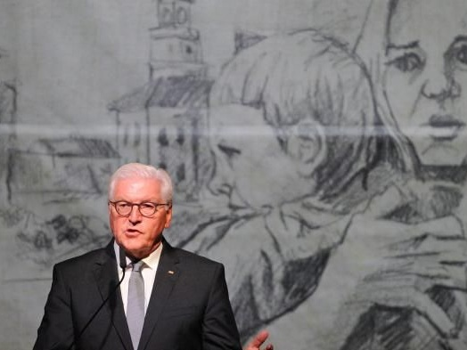 Le président allemand demande pardon aux Polonais, 80 ans après le déclenchement de la guerre