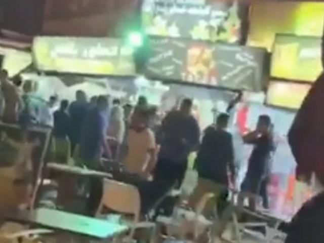 Marrakech: Le conducteur d'une voiture en état d'ébriété percute de plein fouet un snack