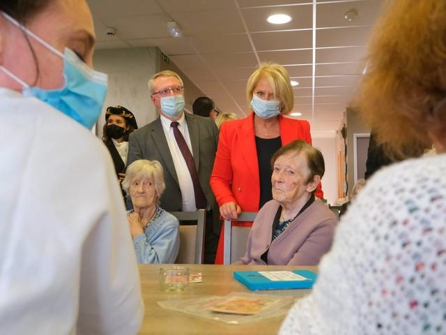 Brigitte Bourguignon: «Améliorer l'attractivité desmétiers de l'autonomie»