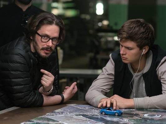 Baby Driver : Rencontre avec Edgar Wright