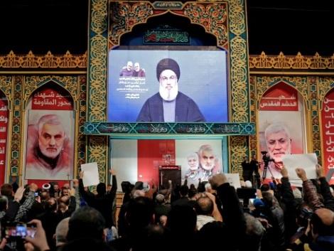 """Assassinat de Soleimani: l'armée américaine va en """"payer le prix"""" (Hezbollah)"""