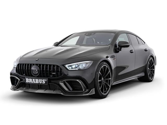 Brabus s'attaque à la Mercedes-AMG GT63 S 4 portes : elle développe 800 chevaux !