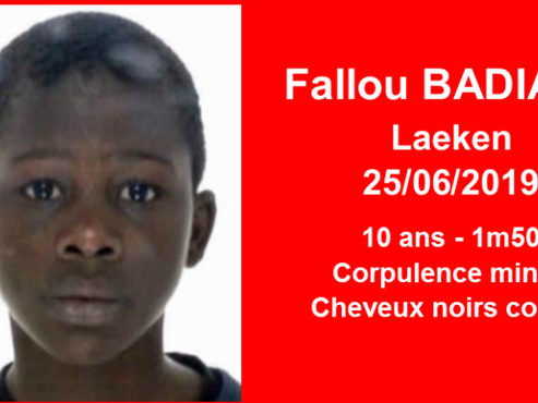 Cet enfant de 10 ans, qui avait déjà été porté disparu le mois dernier, est à nouveau recherché: l'avez-vous vu?