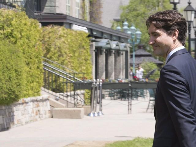 Justin Trudeau veut que les Québécois se sentent plus chez eux au Canada