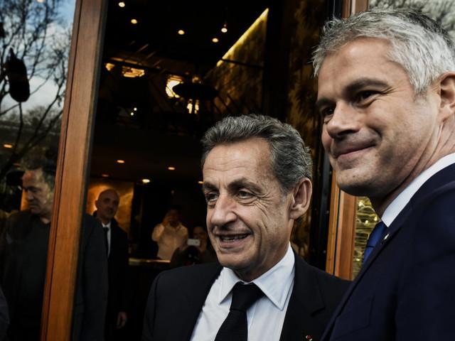 Les seuls propos que Laurent Wauquiez regrette, ce sont ceux sur Nicolas Sarkozy