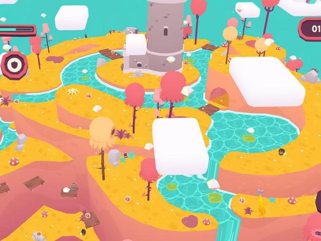 Apple Arcade ajoute un nouveau jeu : Kings of the Castle