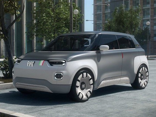 La Fiat 500e reposera-t-elle sur la plateforme de la Peugeot e-208 ?