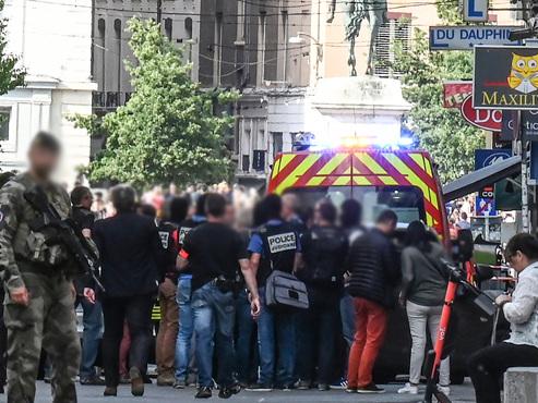 Attentat au colis piégé du 24 mai à Lyon: le suspect passe aux aveux et est écroué