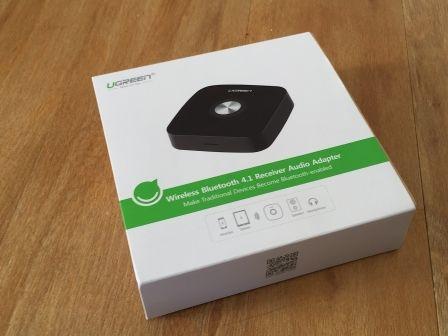 """Test du récepteur Bluetooth Ugreen : pour diffuser sans-fil sur de l'ancien matériel """"hi-fi"""" depuis iPhone ou iPad"""