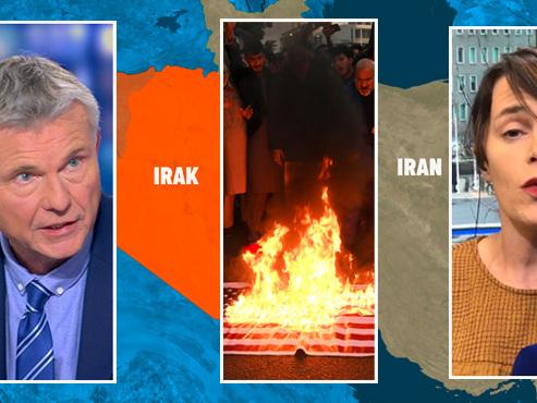 Les Etats-Unis tuent un général iranien, la zone s'embrase: tout ce qu'il faut retenir