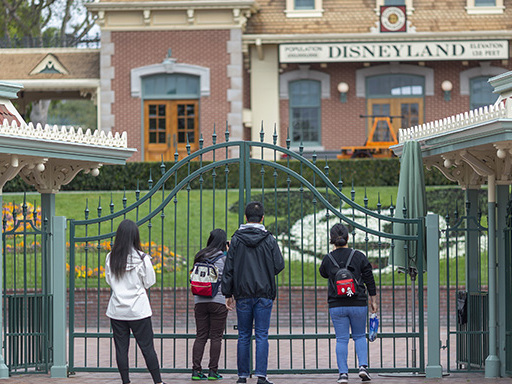 Disney, victime du coronavirus, supprime 28.000 emplois