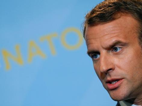 En visant l'Otan, Macron veut rendre à l'Europe une vision stratégique
