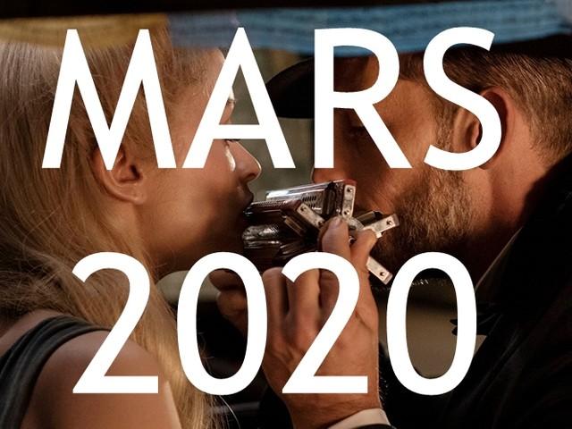 5 films d'amour à voir (ou pas) au ciné en mars 2020.