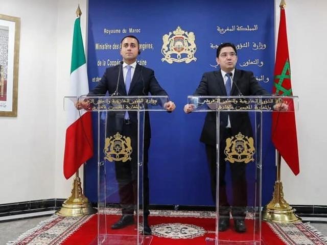 Selon le ministre italien des Affaires étrangères, l'Italie a expulsé près de 800 Marocains