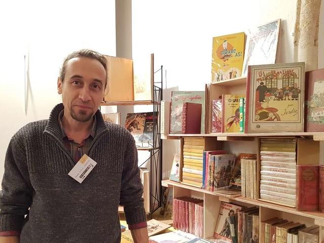 Bordeaux : le salon du livre ancien s'installe ce week-end à la cour Mably