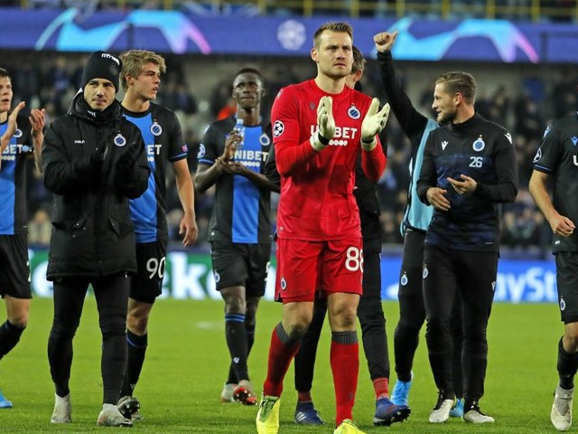 Europa League: le Club Bruges et La Gantoise fixés sur leur sort lundi