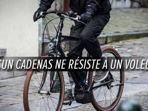 """Les vols de vélos en hausse à Bruxelles: """"Un groupe de travail a été créé"""" au sein de la police (vidéo)"""