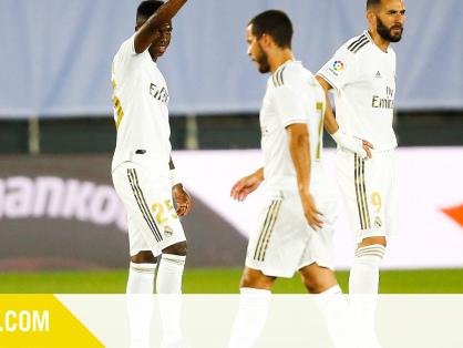 En direct : Espanyol Barcelone - Real Madrid