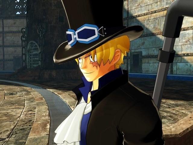 Sabo prend les commandes dans le second DLC de One Piece : World Seeker