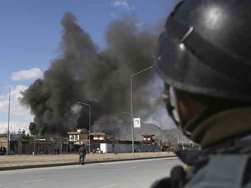 Les USA lancent des frappes aériennes en soutien aux forces gouvernementales afghanes