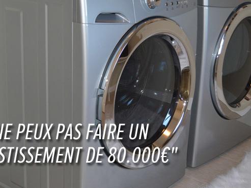 """Albert ne recevra pas de primes bruxelloises pour changer les machines de son salon-lavoir: """"À contre-courant de l'urgence climatique"""""""