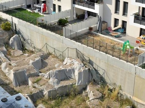 Marseille : En préconisant l'enfouissement de la carrière antique de la corderie, la préfecture déterre un vieux combat