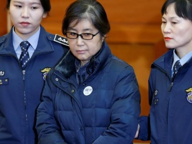 Corruption en Corée du Sud: 25 ans requis contre la confidente de l'ex-présidente