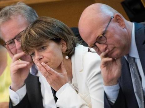 Formation fédérale : Jean-Luc Crucke (MR) n'exclut pas des pourparlers communautaires