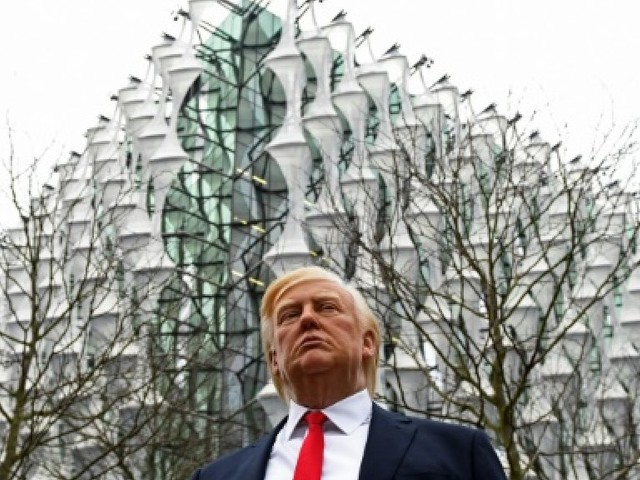 """Trump annule une visite à Londres, nouveau camouflet à la """"relation spéciale"""""""