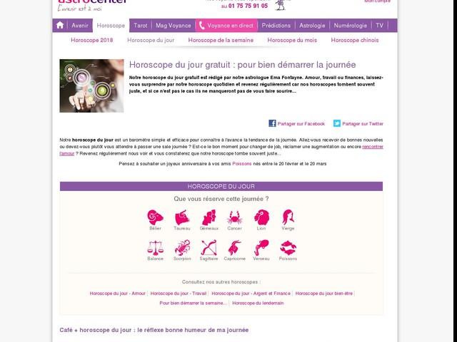De bonne humeur avec l horoscope du jour gratuit - Autre - Anygator.com 81bff9dfb892