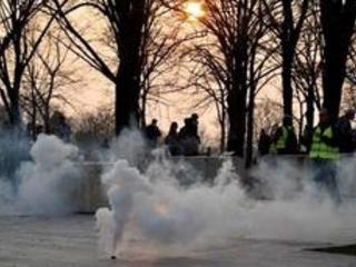 """Gilets jaunes - Environ 40.500 manifestants en France, """"l'ordre républicain maintenu"""""""