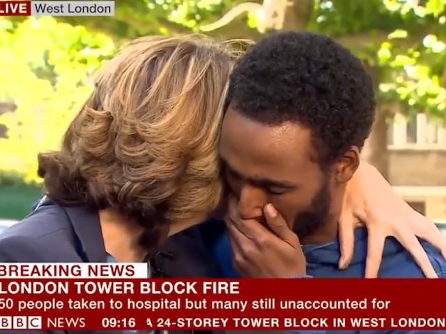 Les témoignages bouleversants des rescapés de l'incendie de la tour Grenfell à Londres