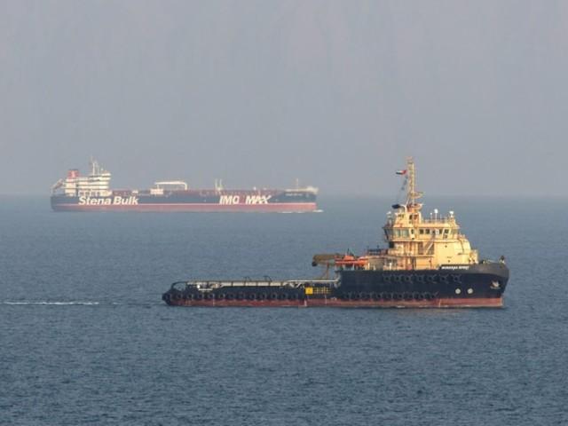 Un pétrolier suédois libéré par l'Iran se dirige vers le port de Dubaï