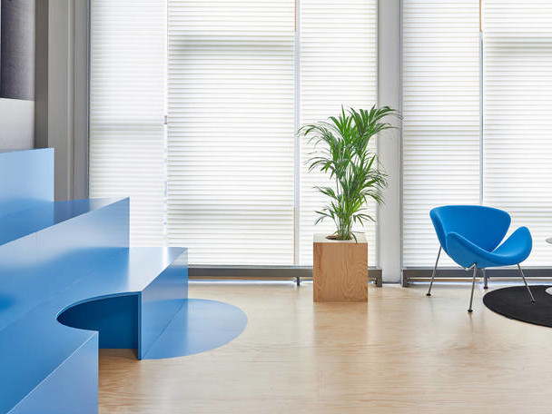 Colourful Office Interior Design