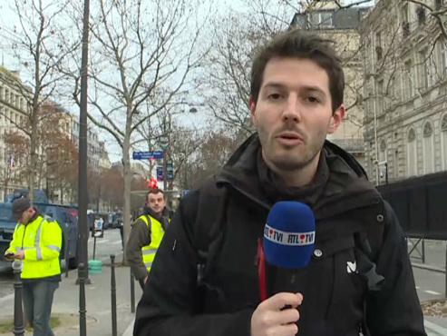 Gilets jaunes: Paris retient son souffle dans la crainte de violences, déjà 278 interpellations
