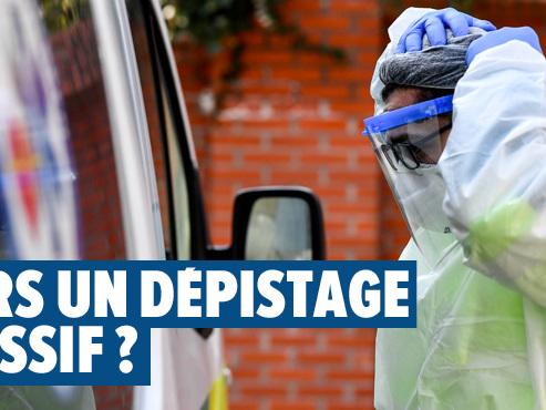Coronavirus en Belgique - DERNIÈRES INFOS: 10.000 personnes bientôt testées chaque jour, les consultations vidéo avec les spécialistes possibles