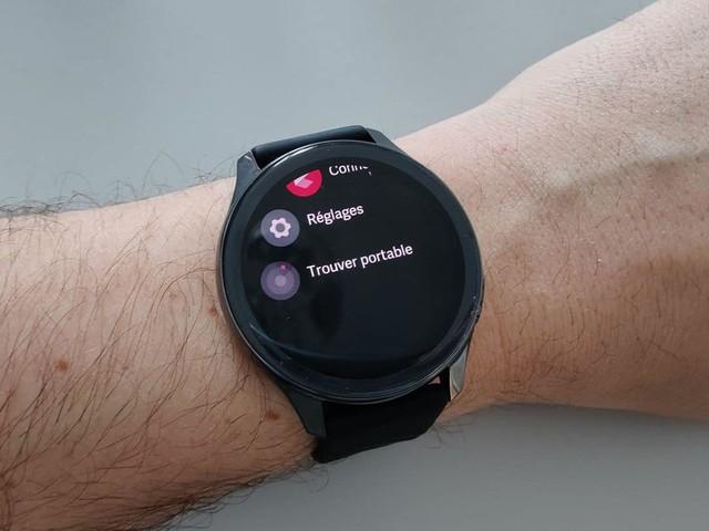 OnePlus Watch : l'écran always-on réduit de 50% l'autonomie de la montre