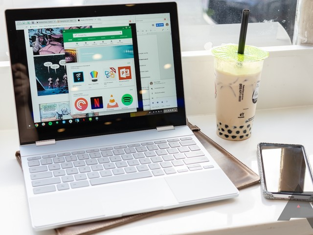 Les Chromebooks pourraient bientôt se déverrouiller par reconnaissance faciale