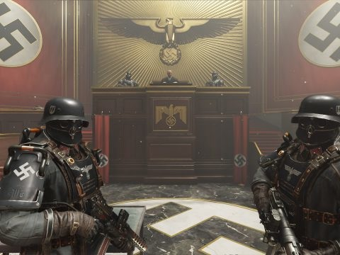Test : Wolfenstein II: The New Colossus : Boches in the USA