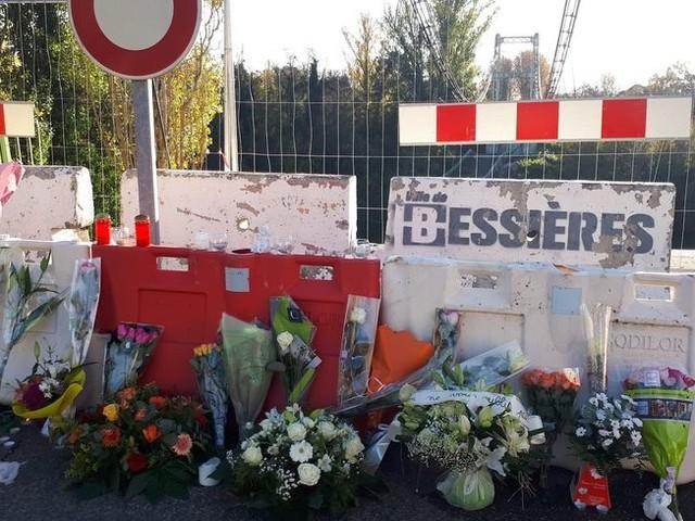 Pont effondré de Mirepoix : un appel au calme après des menaces contre la famille du chauffeur