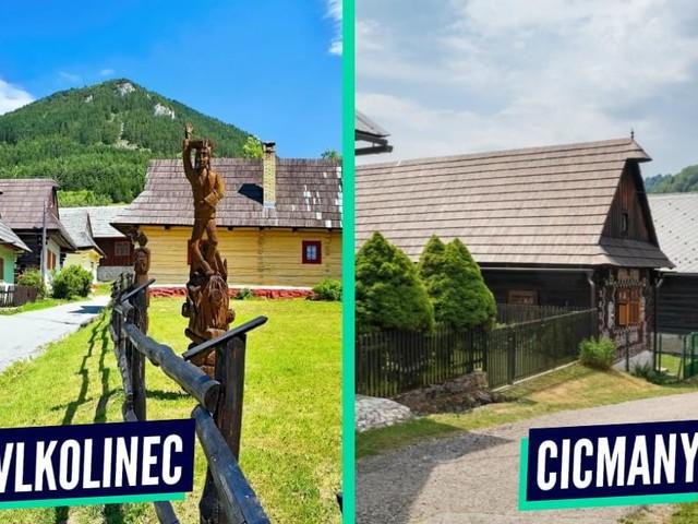 Top 10 des plus beaux villages de Slovaquie