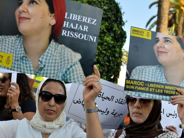 Hajar Raissouni rejoint un classement mondial des 10 journalistes les plus persécutés